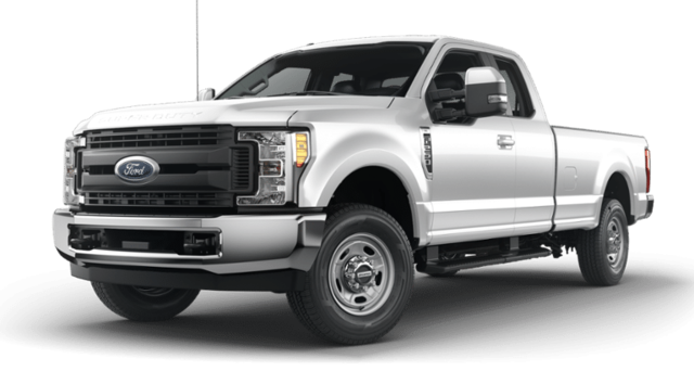 2019 Ford F-250 XL 4x2  Super Cab 6.75 ft. box 148 in. WB SRW Sedan